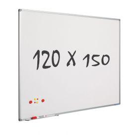 Lavagna bianca magnetica 120x150cm