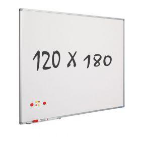 Lavagna bianca magnetica 120x180 cm