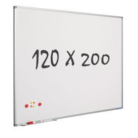 Lavagna bianca magnetica 120x200 cm