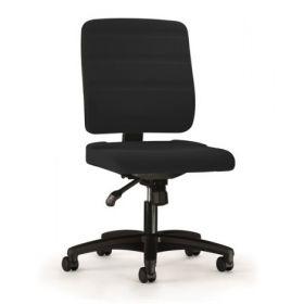 Prosedia sedia da ufficio Yourope 3 - Schienale basso - Nera