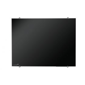 Lavagna in vetro magnetica 100x150 cm- Nera