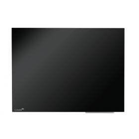 Lavagna in vetro magnetica 40x60 cm - Nera