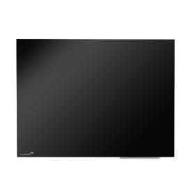 Lavagna in vetro magnetica 60x80 cm- Nera