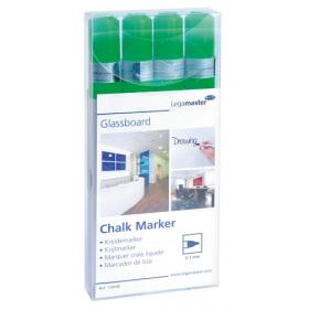 legamaster chalk markers groen