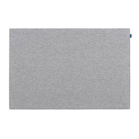 BOARD-UP frameloos akoestisch wandpaneel - 75x100 cm - licht grijs