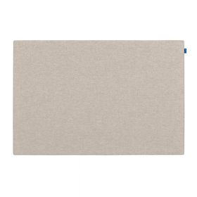 BOARD-UP frameloos akoestisch wandpaneel - 75x100 cm - zacht beige