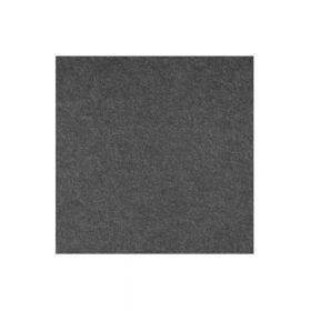 Pannello acustico in feltro PET - 100x100 cm - Antracite