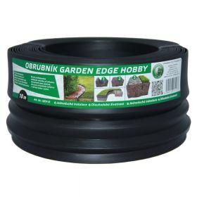 Bordura da giardino professionale in plastica - B-Edge PRO 10m - Nera