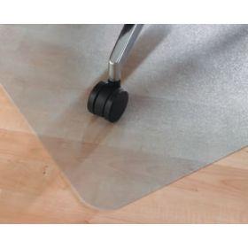 Protezione per pavimenti PVC - Superfici dure - 120x150 cm