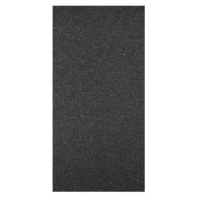 Chameleon akoestisch wandpaneel PET-vilt - Modulair - 198x98 cm - Antraciet