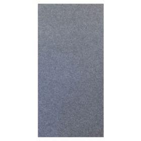 Chameleon pannello acustico in feltro PET - Modulare - 198x98 cm - Grey