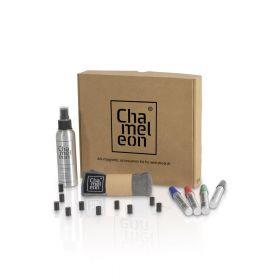Chameleon starterkit magnetico di design per lavagne bianche