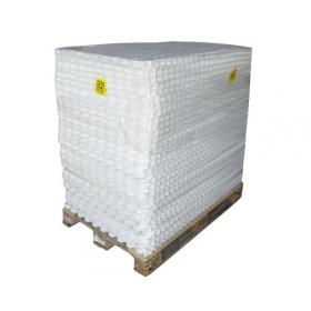 Tappeti a griglia per ghiaia Fix Pro- Pallet circ. 31,5 m2 – Bianco