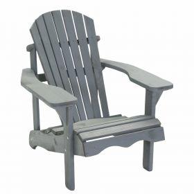 SenS-Line Adirondack sedia da giardino - Legno - Grigio
