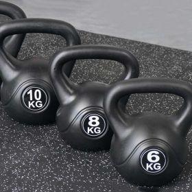 Kettlebell set da 3 pezzi  - 6, 8 e 10 kg - Per esterni ed interni