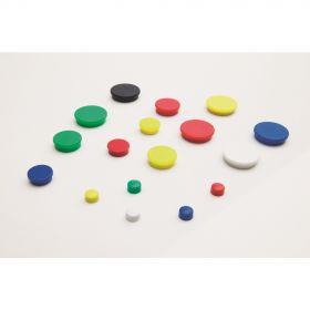 Magnete - Grün - 10mm - 10 Stück