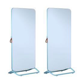 Chameleon mobile lavagna doppia 89 x 192 cm - Blu