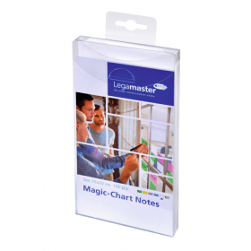Magic-Chart Post it 10x20 cm - Bianco - 100 pezzi