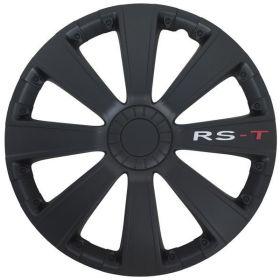Set copricerchi  - 15 pollici  - RS-T Nero