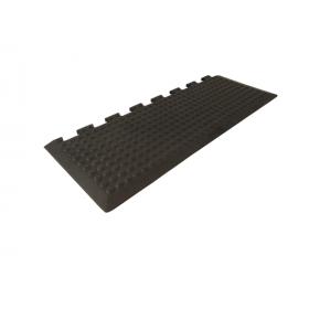 Estremità per tappetino modulare