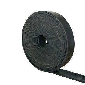 Striscia in gomma antiscivolo  – Allpac 70 – SBR – 50 x 5 mm – rotolo da 10 metri