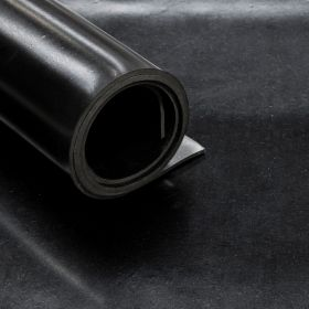 Gomma liscia - SBR -  Spessore 25 mm - 100 x 100 cm