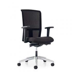 Prosedia sedia da ufficio Se7en Net - Nera