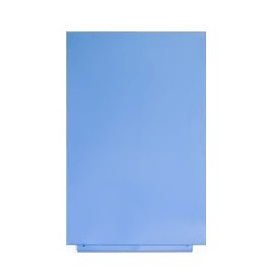 Skin lavagna blu 75x115 cm – Magnetica