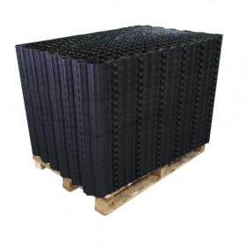 pallet stabiliuzzatori di ghiaia