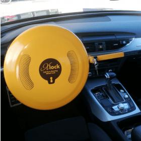 Bloccasterzo per volante Xlock fino a 39 cm -airbag