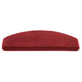 coprigradino bergamo semicircolare rosso