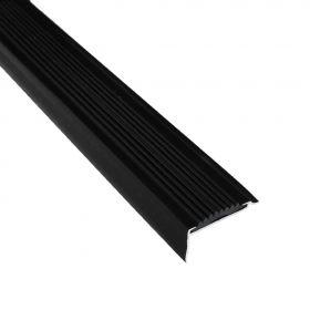 trapprofiel zwart 270 cm - 15 stuks