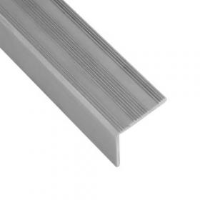 profilo per scale in alluminio ( 5 pezzi)