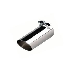 Terminale del tubo di scarico in acciaio INOX