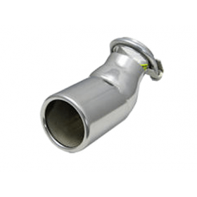 Terminale del tubo dis carico -  acciaio inox