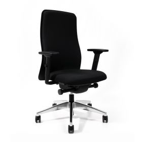 Prosedia sedia da ufficio W8RK Ergo F140V - Nera