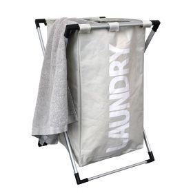 cestino per biancheria bianco sporco