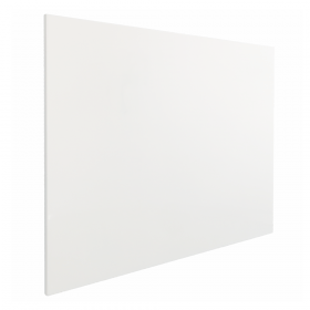 lavagna bianca magnetica senza cornice 100x200 cm