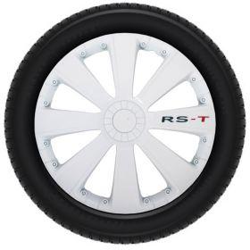 Set copricerchi  - 15 inch - RS-T Bianco