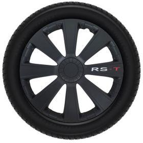 Set copricerchi  - 16 pollici  - RS-T Nero