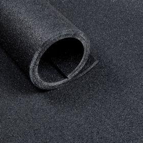 Pavimento in gomma per palestre - Rotolo da 10 m2 - Spessore 10 mm - Look asfalto