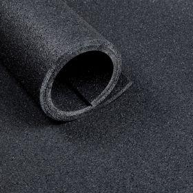 Pavimento sportivo  da 2,5 m2 (125 x 200 cm) - Spessore 10 mm - Similasfalto Nero