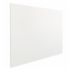 Lavagna bianca magnetica 90x120 cm - Senza cornice