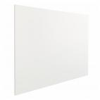 Lavagna bianca magnetica 100x100 cm - Senza cornice