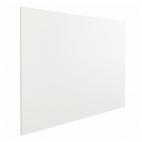 Lavagna bianca magnetica 100x200 cm - Senza cornice